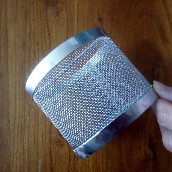 WIRE MESH FILTER CARTRIDGE